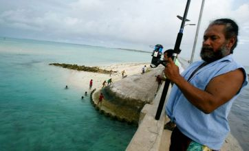 Entire nation of Kiribati could relocate to Fiji due to climate change