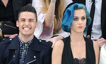 Katy Perry's new man says cheese: Caption Competition