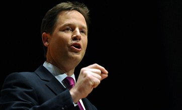 Nick Clegg proposes 'tycoon tax' as Lib Dems talk tough after 50p rate row