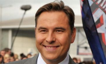 David Walliams 'to star in biopic of troubled TV star Michael Barrymore'