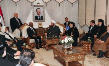 Homs massacre kills 47 as Kofi Annan calls for end to Syria conflict