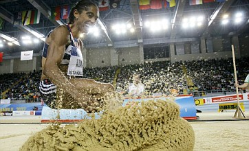 Yamile Aldama cleared to compete for Great Britain at London 2012