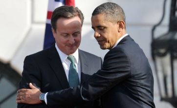 Britain and US 'kindred spirits', David Cameron tells Barack Obama in Washington