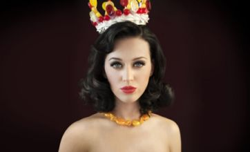 Is new Katy Perry song Wide Awake a dig at former flame Russell Brand?