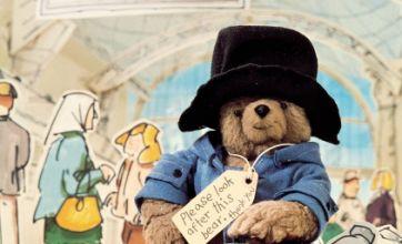 Paddington Bear named Britain's favourite animated character