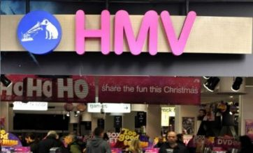 HMV targeted by Wall Street vulture fund