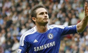 Frank Lampard: We're not ready to be pensioned off
