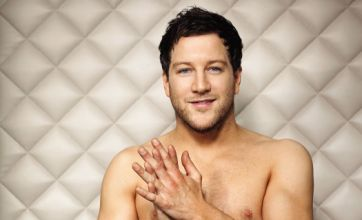 Matt Cardle: I'd rate my body four out of ten but I'm great in bed