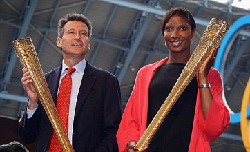 London 2012 Olympic torch relay route and torchbearers unveiled