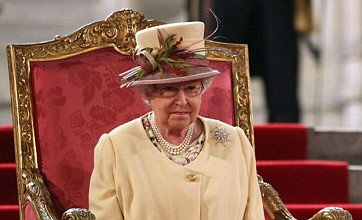 Queen re-dedicates herself to country in Houses of Parliament speech
