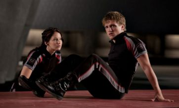 The Hunger Games' Josh Hutcherson: Kissing Jennifer Lawrence was like incest