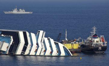 Submarine finds five more bodies near wreck of Costa Concordia