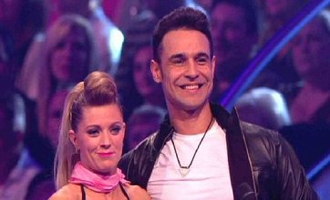Chico Slimani takes third in Dancing On Ice as Wolfenden and Porter battle it out