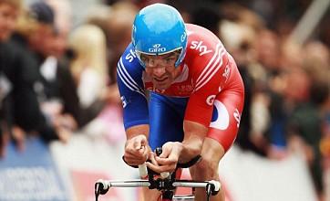 Broken collarbone may end cyclist David Millar's Olympic dreams
