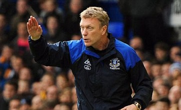 Sunderland must deal with 'favourite' billing, says Everton boss David Moyes