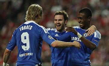 Salomon Kalou the hero as Chelsea eye Champions League semi-finals