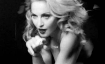 Madonna sings she's a 'bad girl' in raunchy Truth or Dare perfume advert
