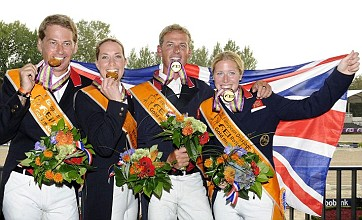 Concentration is key at London 2012, says rider Laura Bechtolsheimer
