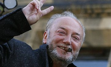 New Bradford MP Galloway in Twitter slip celebrating victory… in Blackburn