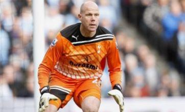 Brad Friedel: I want to stay at Spurs for Champions League next season
