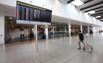Cocaine worth £500k seized at Gatwick Airport