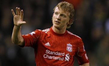 Hamburg target Liverpool's Dirk Kuyt for summer transfer