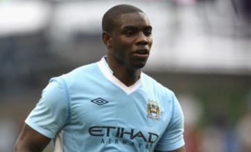 Real Madrid tracking Manchester City star Micah Richards