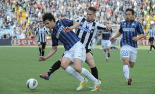 Andrea Ranocchia is a target for Manchester City (Getty Images)