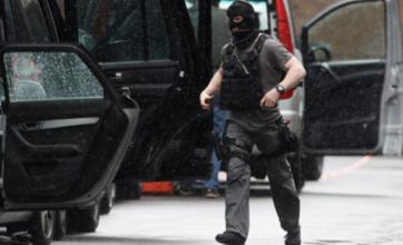 Michael Green charged over Tottenham Court Road siege