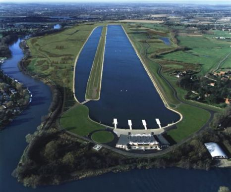 100 days to go: Time to get our heads down and keep rowing for London 2012