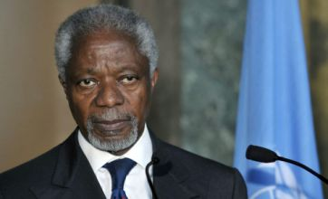 Syria agrees to Kofi Annan's April 10 peace deadline, UN Security Council told