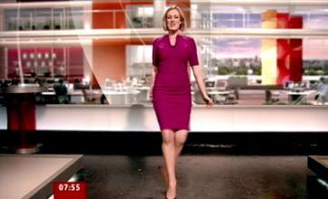 Steph McGovern charms BBC Breakfast viewers with Irish jig