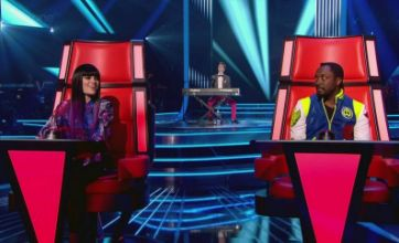 Will.i.am struggles to understand fellow The Voice judge' accents