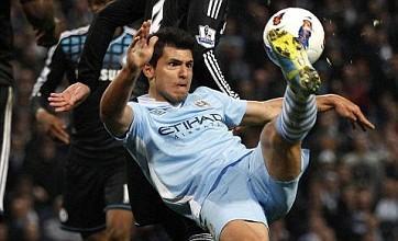 Sergio Aguero made a mistake joining Manchester City, says Diego Maradona