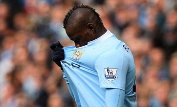 Mario Balotelli told to quit fooling around, by team-mate Nigel De Jong