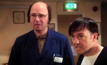Ricky Gervais: Derek is more self-aware than David Brent