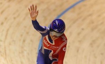 Laura Trott wins omnium gold at Track Cycling World Championships