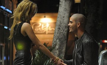 The Wanted's Max George flirts with blonde in Chasing The Sun video