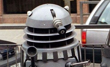 BBC facing Dalek shortage ahead of new Doctor Who series
