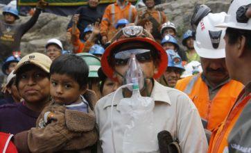 Peru: Nine miners rescued after six days underground