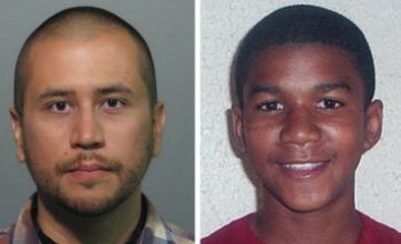George Zimmerman charged with second-degree murder of Trayvon Martin