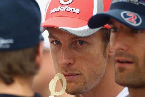 Jenson Button, Formula One.