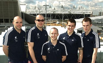London 2012 Paralympics become a family business for Team GB