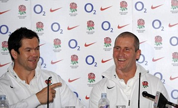 Stuart Lancaster loses tug-of-war with Saracens for coach Andy Farrell