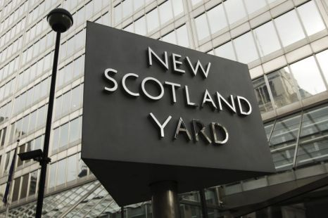 hacking, Anonymous, Scotland Yard