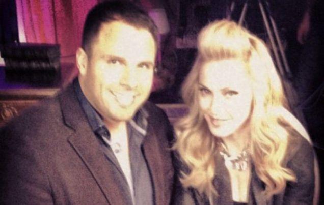 Dan Wootton Madonna