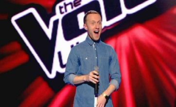 The Voice contestants receiving help before auditions?