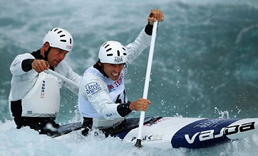 GB canoe slalom team finalised after last selection races at Lee Valley