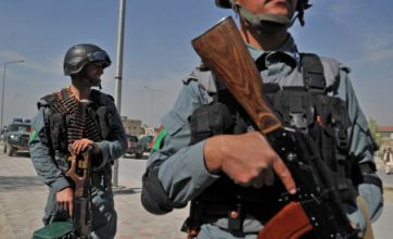 Kabul attacks blamed on Haqqani militants by Afghan officials