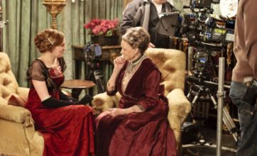 Downton Abbey producers deny Maggie Smith leaving rumours